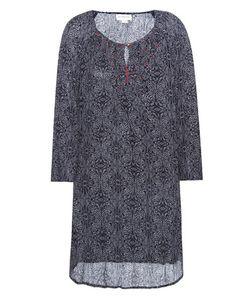 Velvet | Yani Printed Embroidered Dress