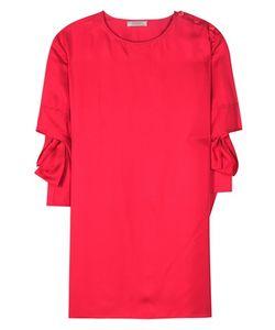 Nina Ricci | Printed Silk Blouse