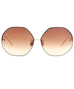 Linda Farrow | Round Sunglasses