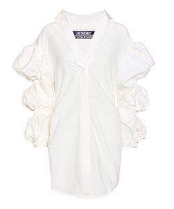 Jacquemus | Cotton Short Dress