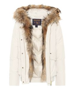 Woolrich | Military Fur-Trimmed Coat