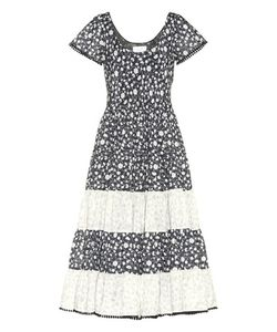 Athena Procopiou   Cosidre Cotton And Silk Dress