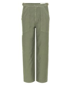 Citizens of Humanity | Cropped Wide-Leg Trousers