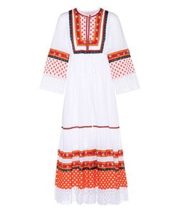 Tory Burch | Annalise Cotton Peasant Dress