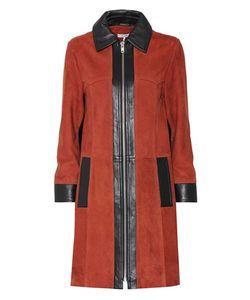Ganni | Miller Suede Coat