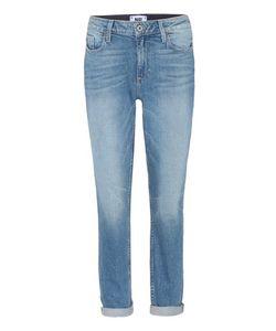 Paige   Anabelle Slim Mid-Rise Denim Jeans