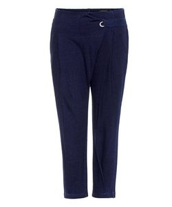 Ag Jeans | Wren Cropped Cotton Trousers
