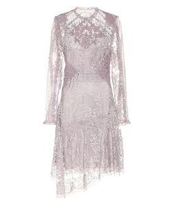 Zimmermann   Stranded Appliqué Silk Lace Dress
