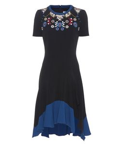 Peter Pilotto | Embroidered Crêpe Dress