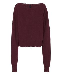 Unravel | Oversized Wool And Cashmere Sweater