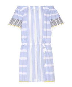Lemlem   Luna Off-The-Shoulder Cotton Dress