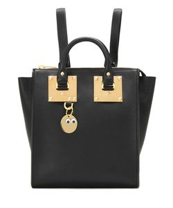 Sophie Hulme | Holmes Small Leather Backpack