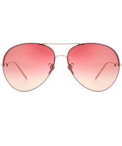 Linda Farrow | Aviator Sunglasses