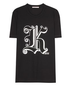 Christopher Kane | Gothic K Cotton T-Shirt