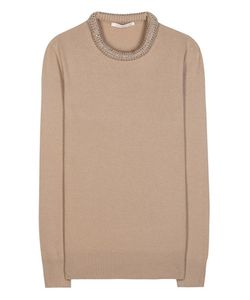 Christopher Kane | Embellished Wool-Blend Sweater