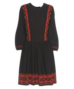 Vanessa Bruno Athé | Embroidered Cotton Dress