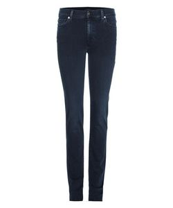7 For All Mankind | Rozie High-Rise Slim Jeans