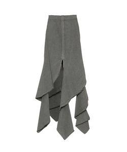 J.W.Anderson | Floor-Length Cotton Skirt