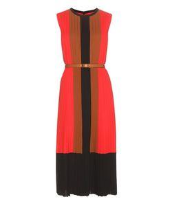 Michael Kors Collection | Pleated Crêpe Dress