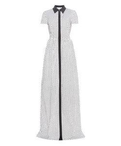 Oscar de la Renta | Printed Cotton Dress