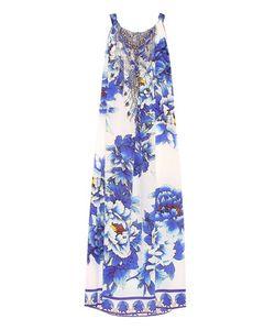Camilla | -Printed Maxi Dress