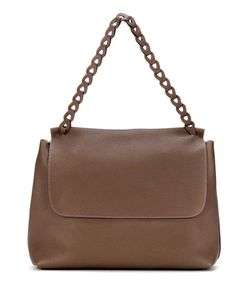 The Row | Top Handle 14 Leather Bag