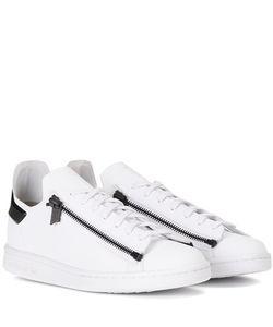 Y-3 | Stan Zip Leather Sneakers