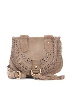 See by Chloé | Collins Small Suede Shoulder Bag