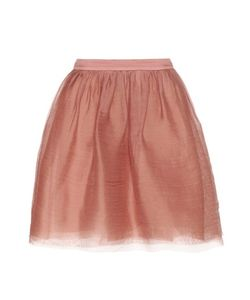 Dorothee Schumacher   Fragile Nature Silk-Chiffon Skirt