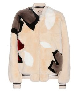 Army Yves Salomon | Fur Bomber Jacket