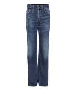 Citizens of Humanity | Vera High-Rise Straight Jeans