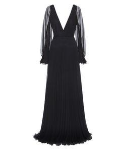 Victoria Beckham | Pleated Silk Dress