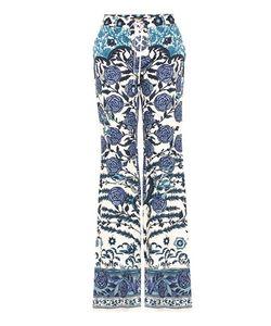 Roberto Cavalli | Printed Flared Jeans