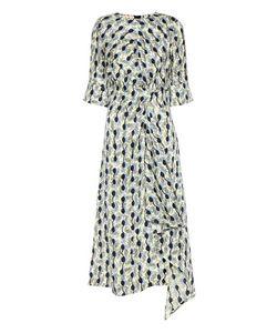 Marni | Printed Silk Dress