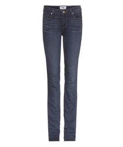 Paige | Skyline Straight Jeans