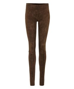 Stouls | Carolyn Suede Leggings