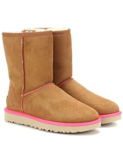 UGG | Classic Short Ii Suede Ankle Boots