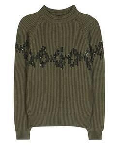 Nina Ricci | Sequinned Wool Sweater