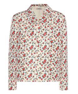 Nina Ricci | -Printed Silk Jacket