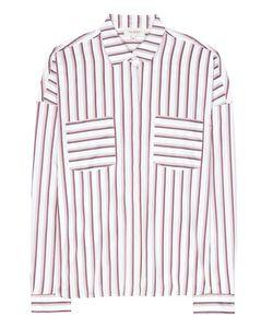 Isa Arfen | Striped Cotton Shirt
