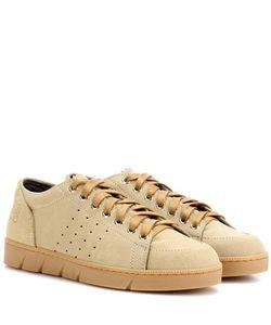 Loewe   Suede Sneakers