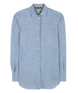 Loro Piana | Kara Cotton And Linen-Blend Shirt