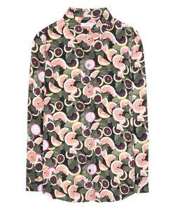 Equipment | Reese Printed Silk Shirt