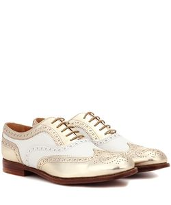 Church's | Burwood Leather Brogues