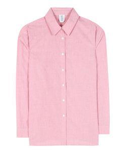 Rosie Assoulin | Oversized Cotton Shirt