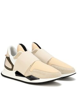 Givenchy | Runner Elastic Leather Sneakers
