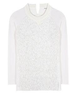 Sonia Rykiel | Embellished Cotton Sweater