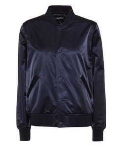 A.P.C. | Cotton-Blend Bomber Jacket