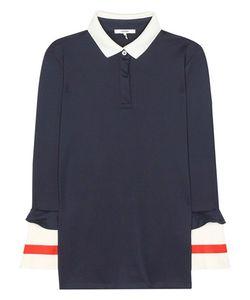 Ganni   Naoki Polo Shirt