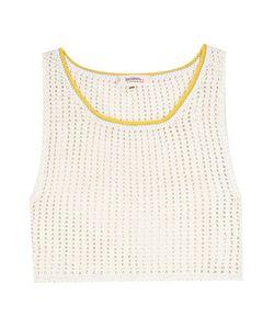 Lemlem | Tiya Crochet-Knit Cropped Top